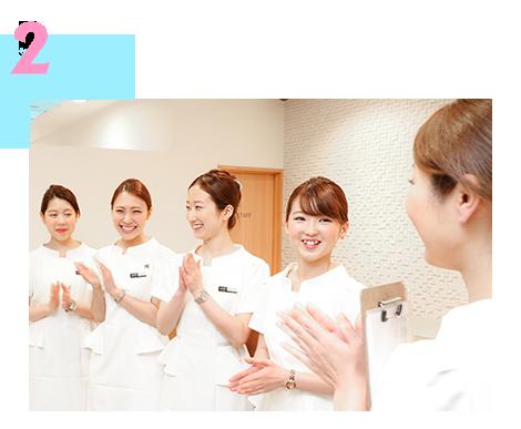 MUSEE PLATINUM 日本最大級の女性専門美容脱毛サロン 笑顔がステキな女子大歓迎 未経験にオススメ5つのワケ