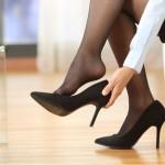 美容部員の靴トラブルを解消!靴選びのポイント